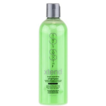 Simply Smooth Xtend Keratin Replenishing Shampoo - Tropical Scent - 16.9 oz