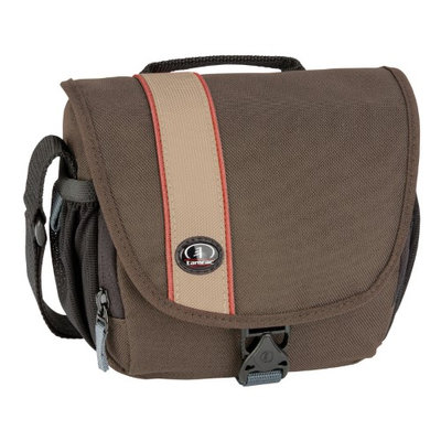 Tamrac 3440 Rally Micro Camera Bag, Black/Tan
