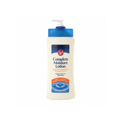 Walgreens Complete Moisture Lotion