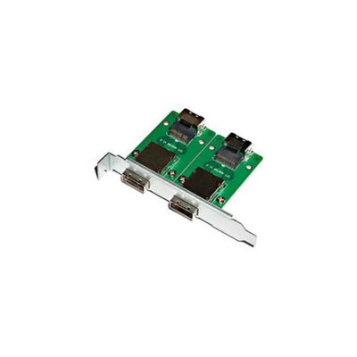 Norco Technologies C-8087-8088F 2-Port SFF-8087 to SFF-8088 Adapter