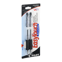 Pilot EasyTouch Retractable Ball Point Pen Medium/Black