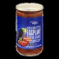 Simply Enjoy Sicilian-Style Eggplant Pasta Sauce