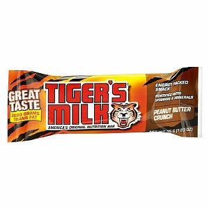 Tiger's Milk Nutrition Bars 24 Pack