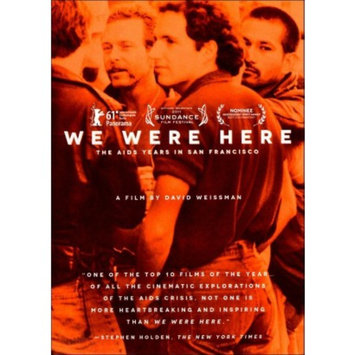 New Video Group We Were Here [dvd]