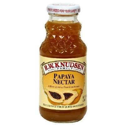 Knudsen, Juice Papaya Nectar, 8 FO (Pack of 24)