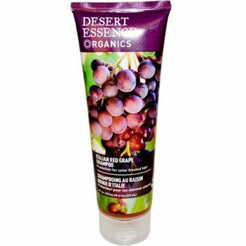 Desert Essence Shampoo Italian Red Grape 8 fl oz