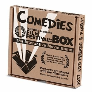 IndieFlix Film Festival in a Box: Comedies