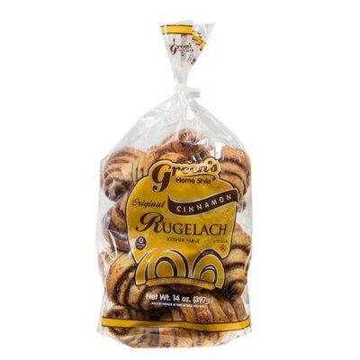 Greens Cakes Cinnamon Rugelach - 14 oz