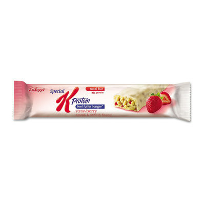 Special K® Kellogg Strawberry Protein Meal Bars