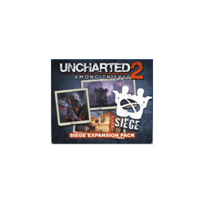 Uncharted 2: Among Thieves Siege Expansion Pack DLC (Playstation 3)