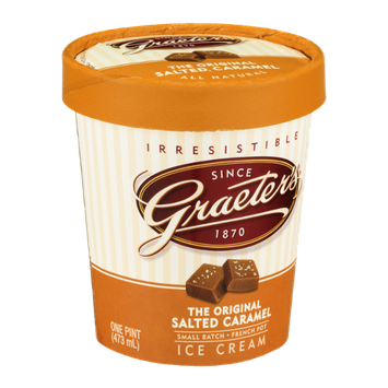 Graeter's Ice Cream  The Original Salted Caramel