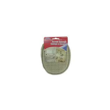 DDI 4. 5 X 5. 5 Micro-Fiber Scrub Sponge Case Of 24
