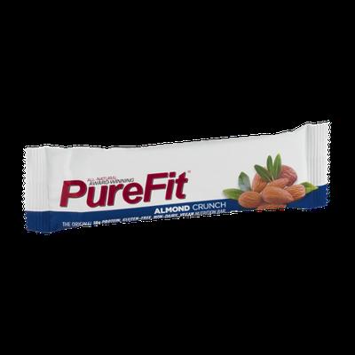 PureFit Premium Nutrition Bar Almond Crunch