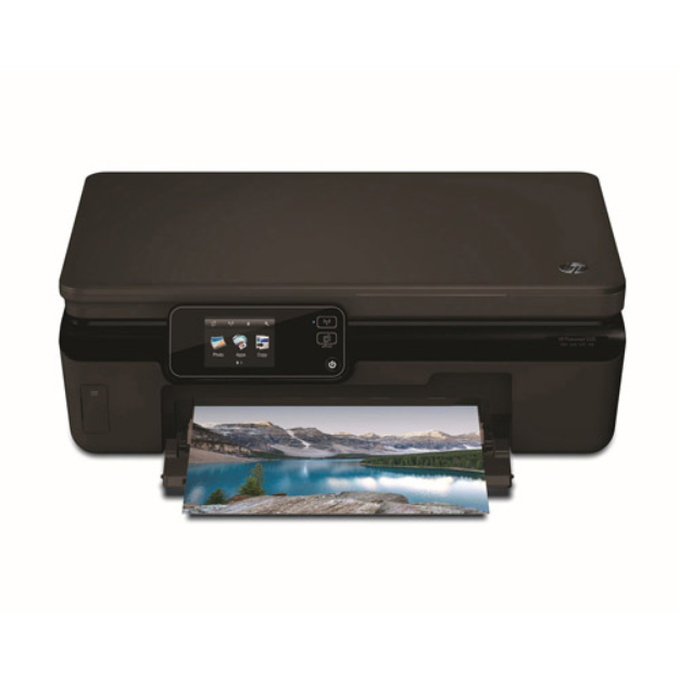 HP PRINTER / REMAN HP Photosmart 5520 e-All-In-One Printer/Copier/Scanner, Refurbished