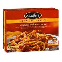 Stouffer's Signature Classics Spaghetti with Meat Sauce