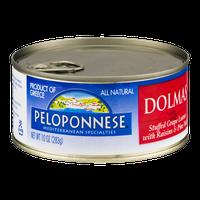 Peloponnese Dolmas with Raisins & Pine Nuts