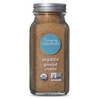 Simply Balanced Organic Ground Cumin 2.8oz
