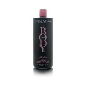 Sebastian Body Double Sebastian Professional Body Double Body Thick-In Conditioner 33.8 oz
