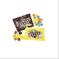 Oriental Trading Company M & M's Milk Chocolate & Peanut Fun Size Mix