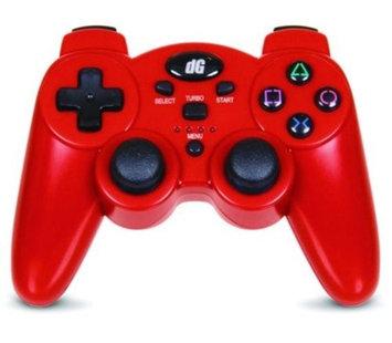 M & M Merchandisers PS3 Radium Wireless Control Metallic Red - DGPS3-1392