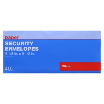 DG Office Security Envelopes