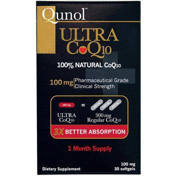 Qunol Ultra CoQ10 M Mg Softgels Dietary Supplement - 30 Ct