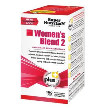 Super Nutrition Women's Blend 2