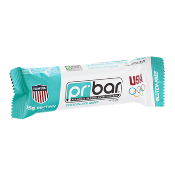 PR Personal Record Nutritional Bar Chocolate Mint - Gluten Free