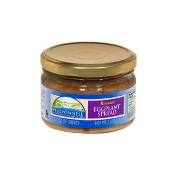 Peloponnese Eggplant Spread, 7.5-Ounce Units (Pack of 6) ( Value Bulk Multi-pack)