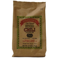 Lysander's Hickory Chili Seasoning, 2.7-Ounce (Pack of 3)