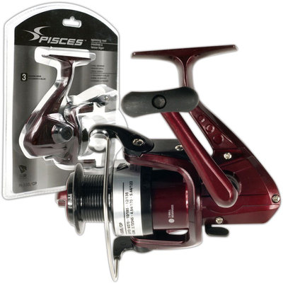 Trademark Global Games Trademark Global South Bend Pisces Spinning Reel