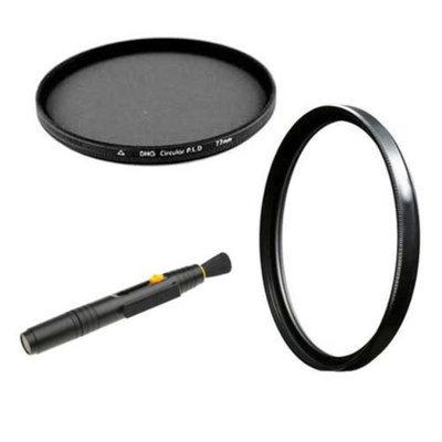 Marumi DHG Circular Polarizer 77mm Digital High Grade Filter + MarumiDHG Lens