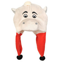 Forever Collectibles Oklahoma Sooners Mascot Dangle Hat - Adult