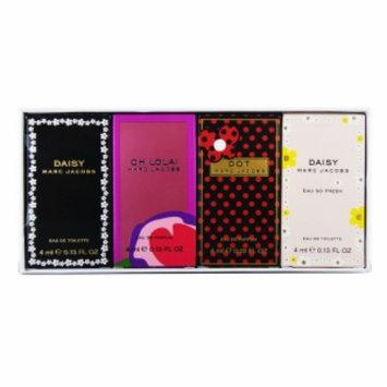 Marc Jacobs Miniature Coffret ( Dot + Daisy + Daisy Eau So Fresh + Oh Lola) set