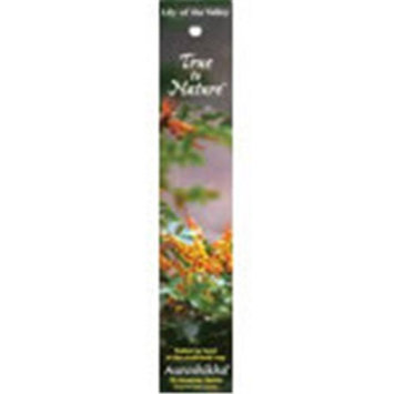Incense Lily of the Valley 10 gm from Auroshikha Candles & Incense
