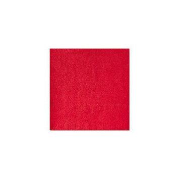HOFFMASTER 180311 Beverage Napkin, Red,2Ply,1/4 Fold, PK1000