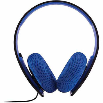 Sony PlayStation Silver Wired Stereo Headset - Blue/Black (PlayStation