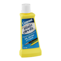 Carbona Stain Devils Specialty Stain Removers Ink, Marker & Crayon