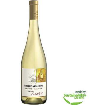 Robert Mondavi Private Selections Riesling Wine, 750 ml