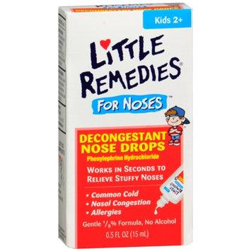 Little Noses Decongestant Nose Drops