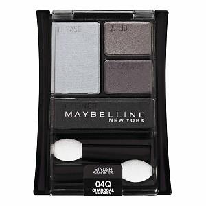 Maybelline Stylish Smokes Eyeshadow Quad