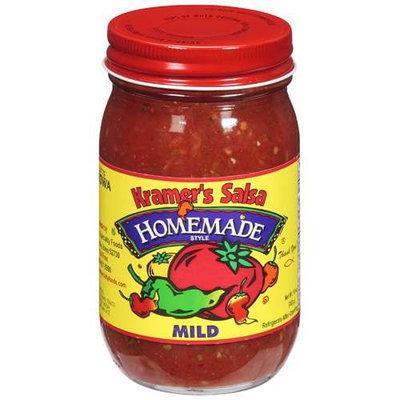 Kramer's Salsa: Homemade Style Mild Salsa, 16 oz