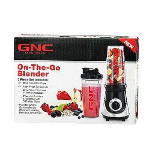 GNC On-The-Go Blender
