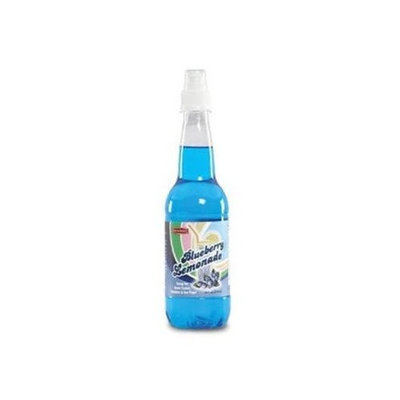 Back To Basics Slushie Express Syrup- Blueberry Lemonade- 16 oz