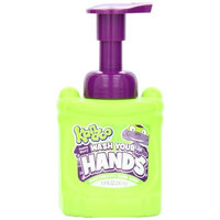 Pampers Kandoo BrightFoam Hand Soap, Funny Berry Scent, 8.4 Fluid Ounce