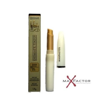Max Factor Lipfinity Shimmer Finish Moisturizing Top Coat, Sheer Gold 03