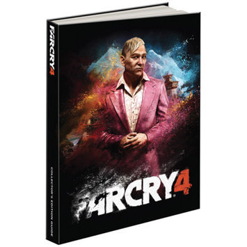 Far Cry 4 Collector's Edition (Hardcover)