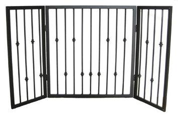Petsstop Pets Stop DG5 Emperor Rings Free Standing Dog Gate