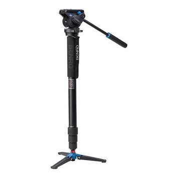 Benro A48TD Video Monopod Kit with S4 Head