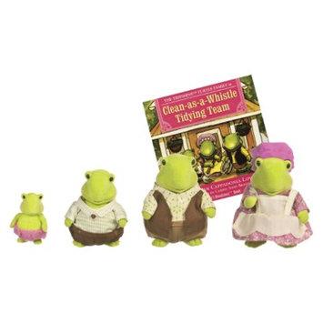 Li'l Woodzeez Tidyshine Turtle Family